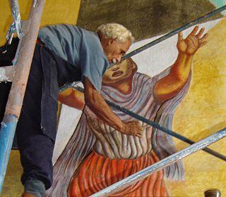 Melchor Peredo Mexican artist