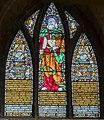 Melton Mowbray, St Mary's church Window (44872636224).jpg