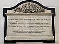 Memorial to Sir Octavius Carey in Town Church, Guernsey.jpg