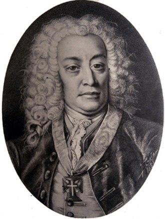 Francisco Xavier de Mendonça Furtado - Francisco Xavier de Mendonça Furtado, Governor of Grão Pará. 18th century engraving. Artist unknown.