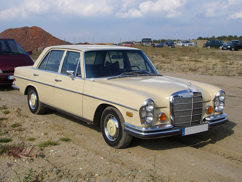 Ot cars cars cars for Mercedes benz 108