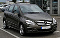 Mercedes-Benz B 180 CDI (T 245, Facelift) – Frontansicht (1), 10. Juni 2011, Velbert.jpg