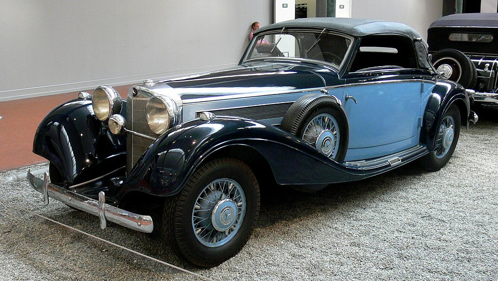 Musee Mercedes Benz Allemagne