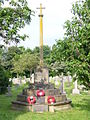 Merrow War Memorial - geograph.org.uk - 826807.jpg