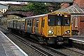 Merseyrail Class 507, 507027, Cressington railway station (geograph 3787271).jpg