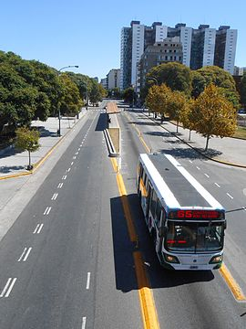 Metrobus (Buenos Aires) - Wikiwand