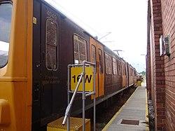 Metrocar 4049, Tyne and Wear Metro depot open day, 8 August 2010.jpg