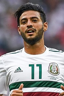 Carlos Vela Mexican footballer