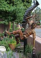 Meyer East Gallery - Canyon Road - Santa Fe, New Mexico, USA - panoramio (2).jpg
