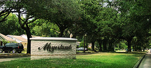 History of the Jews in Houston - The Houston Jewish community is centered on Meyerland