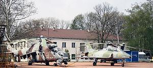 Mi-24 i G-4 V i PVO VS august 7 2012.jpg