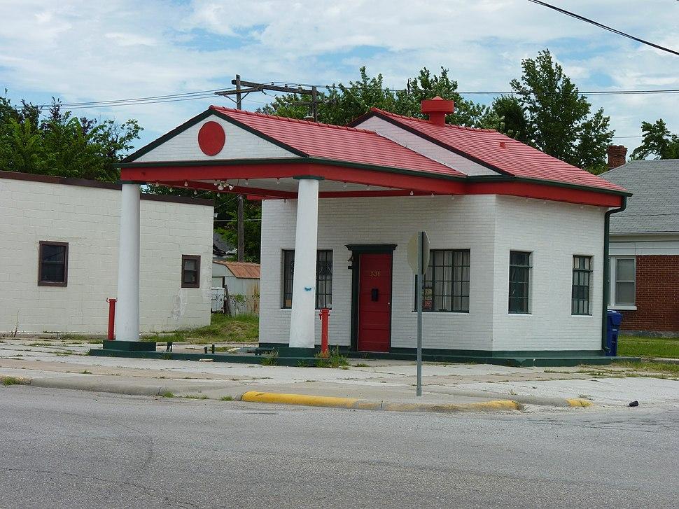 Miami Marathon Oil Company Service station