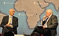 Michael Chertoff and Nik Gowing (6124321264).jpg