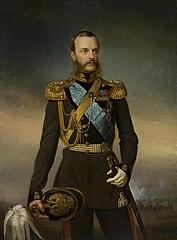 Portrait of Grand Duke Mikhail Nikolaevich