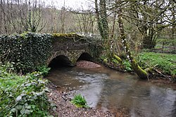 Mid Devon Batherm Bridge geograph - 3922951.jpg