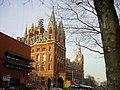 Midland Grand Hotel, St Pancras Station - geograph.org.uk - 1266.jpg