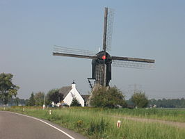 Oostmolen (september 2007)