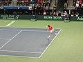 Milos Raonic 2012 Davis Cup.jpg