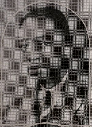 Milt Hinton - Milt Hinton from his high school yearbook (1930), from the Milton J. and Mona C. Hinton Collection, Oberlin Conservatory Library special collections