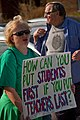 Milwaukee Public School Teachers and Supporters Picket Outside Milwaukee Public Schools Adminstration Building Milwaukee Wisconsin 4-24-18 1018 (41015512694).jpg