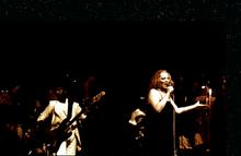 Bassista, arrangiatore e leader della band che accompagnava Mina durante le sue ultime esibizioni in pubblico nell'estate 1978