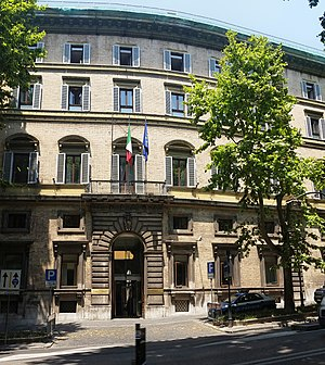 Ministero del Lavoro Roma Via Veneto.jpg