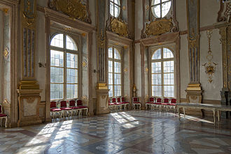 Mirabell Palace - Marble Hall