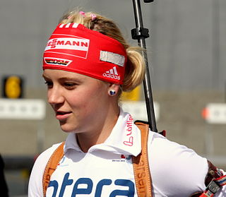Miriam Neureuther German biathlete and cross-country skier