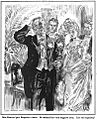 Miss Moncrief gave Benjamin a dance. He thanked her—and staggered away. Life was beginning!.jpg