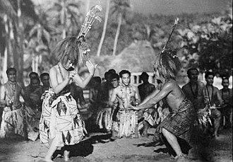 Moana (1926 film) - Wedding of Moana
