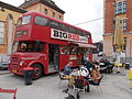 Mobile BUS RESTAURANT in Kazimierz..JPG