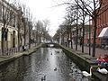 Molslaan brug naar Beestenmarkt west Delft.JPG