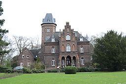 Monheim am Rhein, Marienburg, 2013 02 CN 01