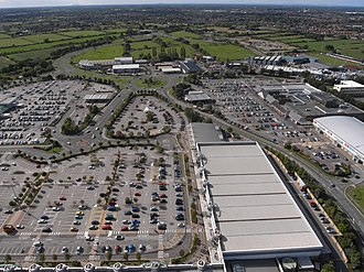 Huntington, City of York - Monks Cross Huntington