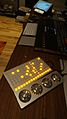 Monome Arc 4 DIY copy meets Monome 128 Grid Kit (2014-12-04 00.35.44 by c-g.).jpg