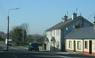 There's No One as Irish as Barack O'Bama - The village of Moneygall (population 298) from which one of Obama's great-great-great grandfathers came