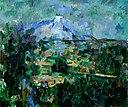 Mont Sainte-Victoire Seen from Les Lauves (Basel) 1904-1906 Paul Cezzane.jpg