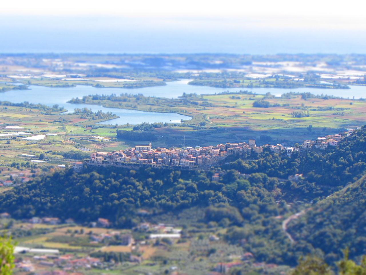 Monte San Biagio – Veduta