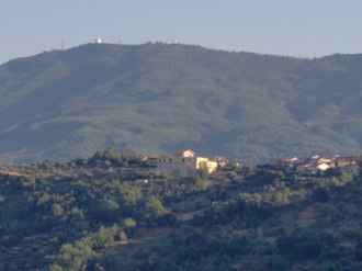 Monte Stella (Cilento) - Image: Monte stella 2