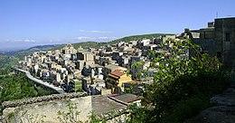 Panorama di Monterosso Almo