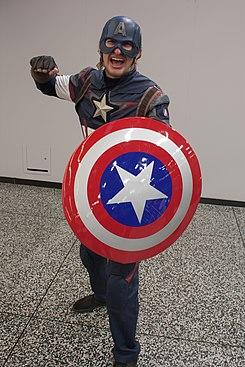 Capitán América Wikipedia La Enciclopedia Libre