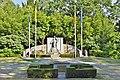 Monument aux Morts des deux guerres- Parc Astrid (Namur) 2.jpg