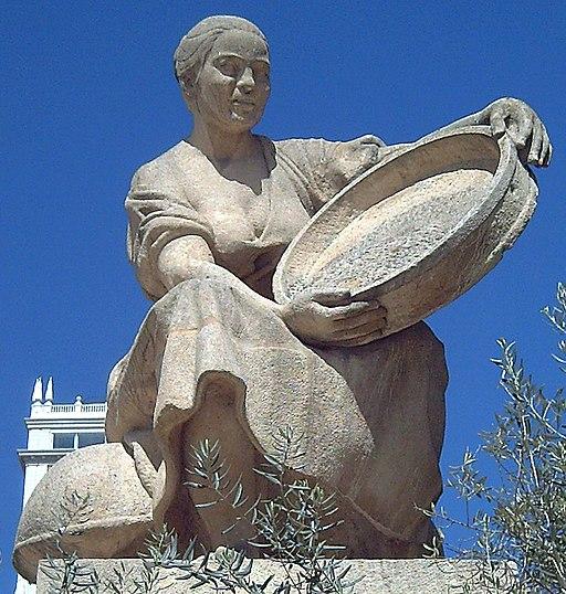 Monumento a Cervantes (Madrid) 06b