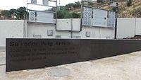 Monumento a Salvador Puig Antich Barcelona.JPG