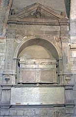 monumento funebre di Domenico de Dominici