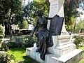 Monumentul lui Gh. C. Cantacuzino (Piata Gh. C. Cantacuzino) Bucuresti sect.2 (detaliu 3).JPG