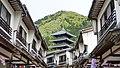 Monzenmachi and tower of Seidai-ji.jpg
