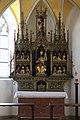 Moosburg an der Isar, St Kastulus 019, Side altar.JPG