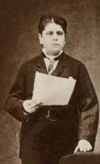 Castrato - Alessandro Moreschi, the last of the Sistine castrati