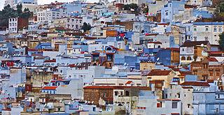 Moroccan architecture Wikimedia list article
